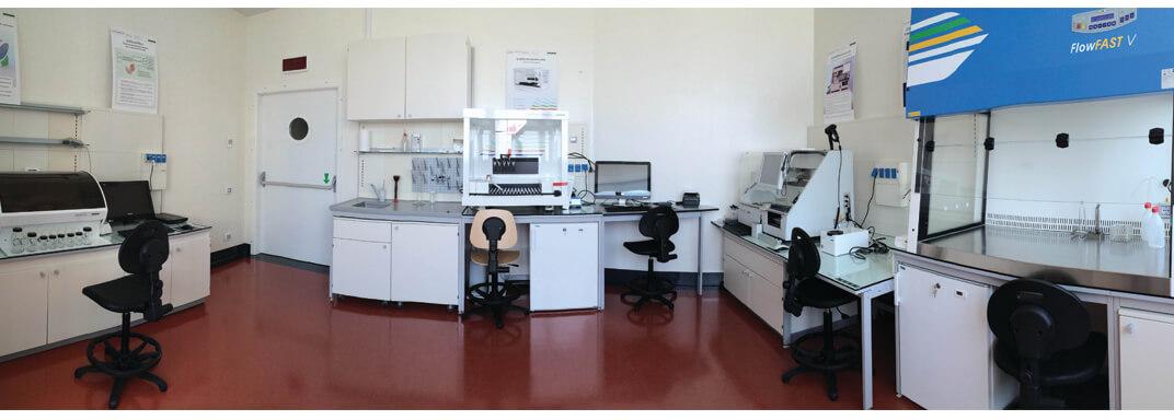 Laboratorio di riferimento